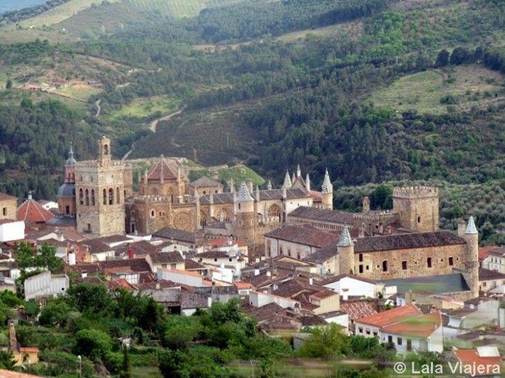 Monasterio de Guadalupe, Caceres, Extremadura