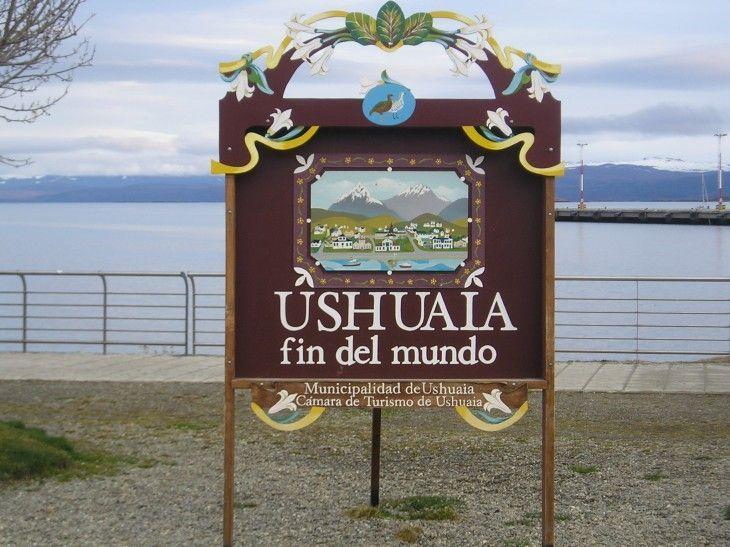 Ushuaia, el Fin del Mundo