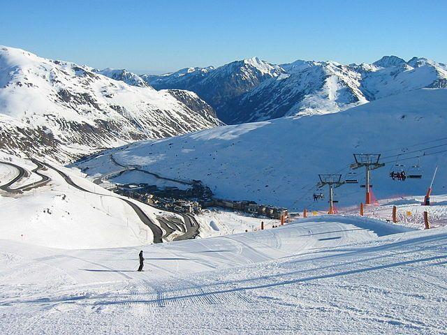 Estación de esquí Grandvalira, Pas de la Casa