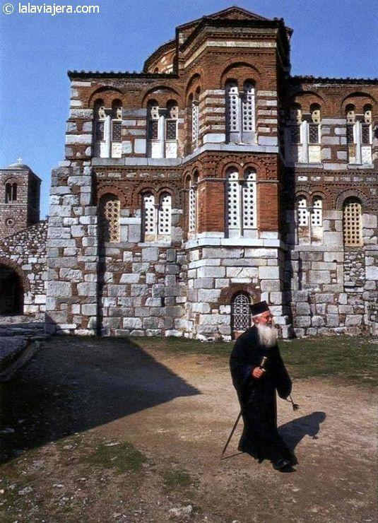 Monasterio Osios Loukas, Grecia