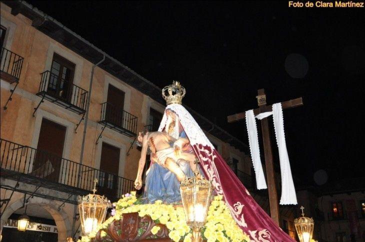 Virgen del Mercado, La Dolorosa, León