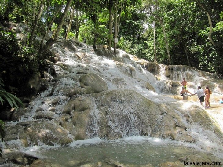 Cataratas Dunn's River, Jamaica