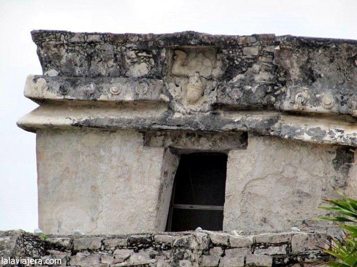 Templo del Dios Descendente, Tulum