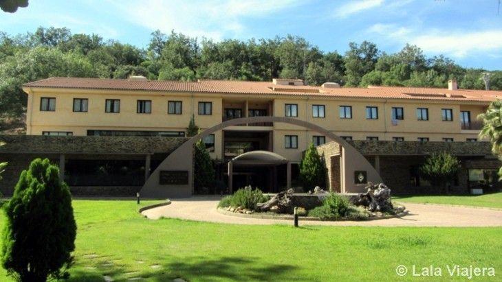 Hotel Balneario Valle del Jerte, Caceres