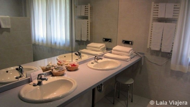 Habitacion Hotel Balneario Valle del Jerte