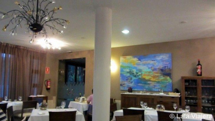 Restaurante Piconegro en el Hotel Balneario Valle del Jerte
