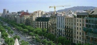 Un paseo por el Eixample de Barcelona