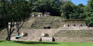 La ciudad maya de Bonampak