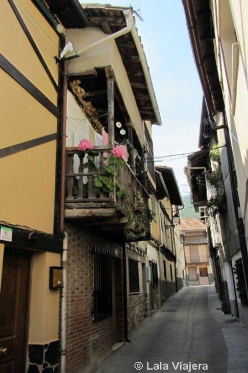 Barrio de los Bueyes, Jerte