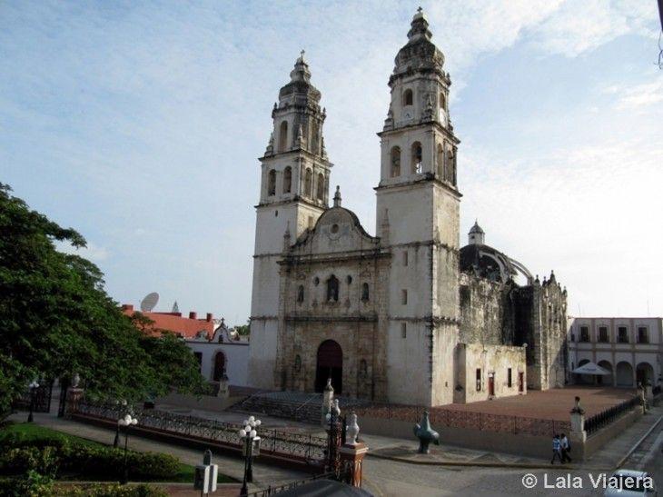 Catedral de Campeche
