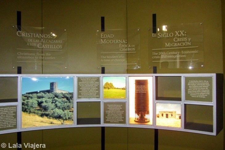Centro de Visitantes El Robledo, en Constantina