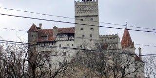 El Castillo de Drácula (Bran, Rumanía)