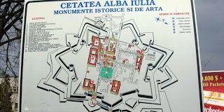 Qué ver en Alba Iulia (Rumanía)