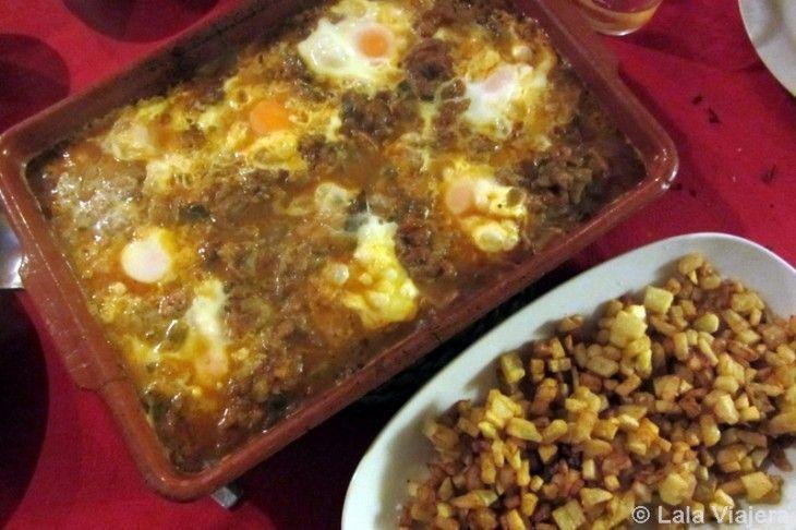 Gastronomia Sierra Norte Sevilla
