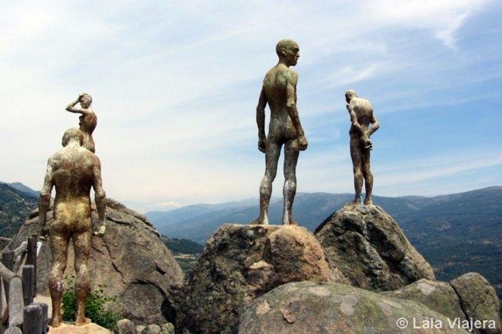 Mirador de la Memoria, El Torno, Valle del Jerte