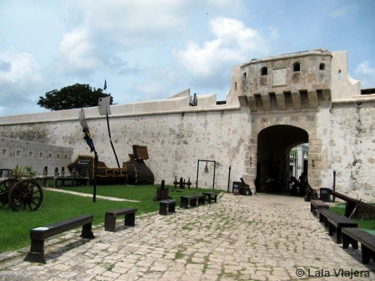 Puerta de Tierra, Campeche