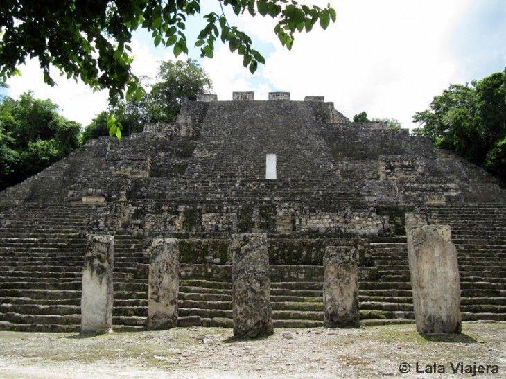 Ruta Maya, Calakmul