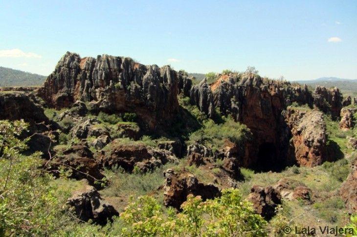 Cerro del Hierro Reserva Biosfera Dehesas de Sierra Morena