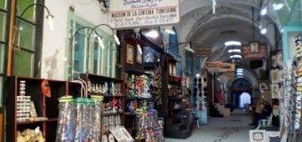 De Compras en Tunez