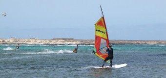minubetrip: Windsurf en Fuerteventura
