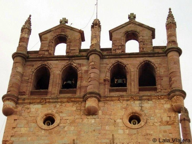 Iglesia Santa Mª de los Angeles, San Vicente de la Barquera, Cantabria