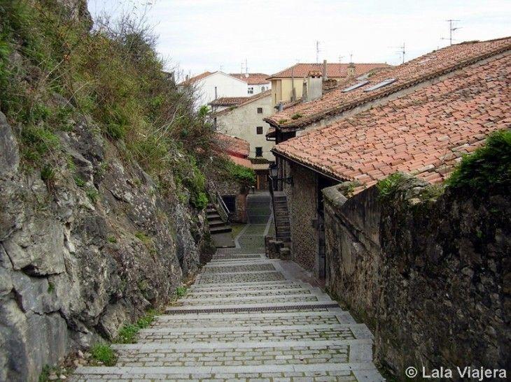 Conjunto Historico Artistico de San Vicente de la Barquera, Cantabria
