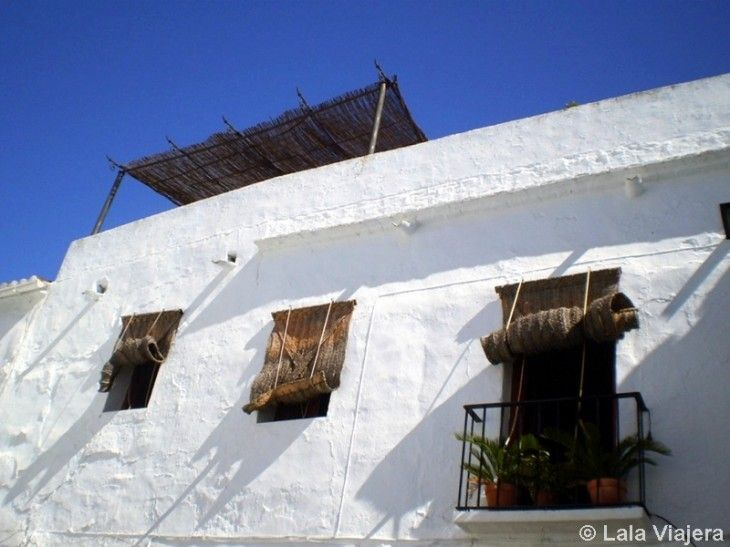 Casa morisca, Frigiliana