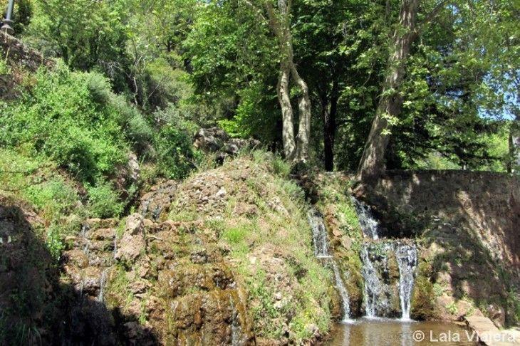 Manantial de la Fuente de la Peña Arias Montano, Alajar