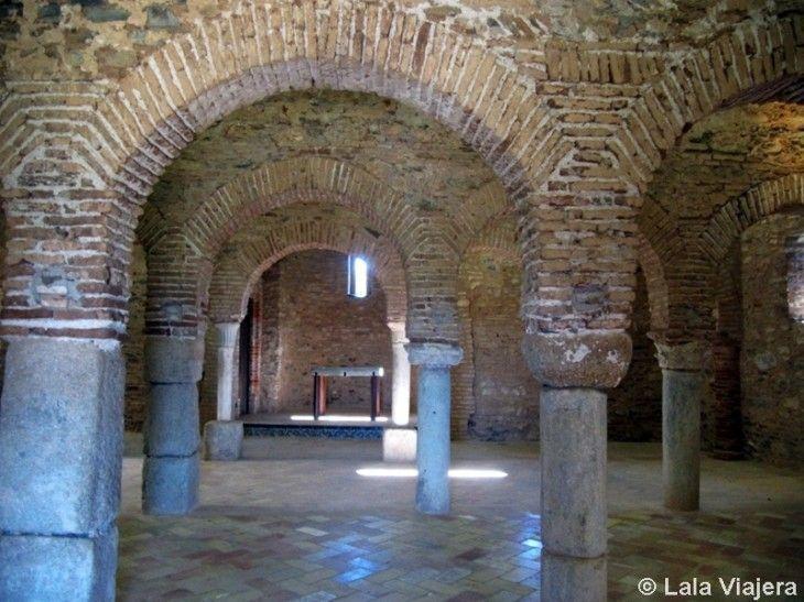 Mezquita islámica de Almonaster La Real, Huelva