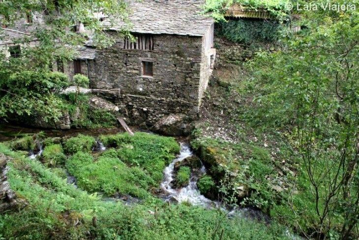 Ingenios Hidraulicos Teixois, Asturias