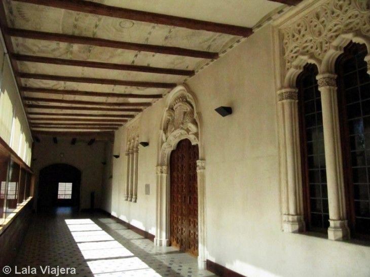 Palacio de los Reyes Catolicos en la Aljaferia
