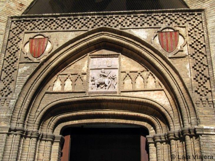 Capilla de San Martin, Palacio de la Aljaferia
