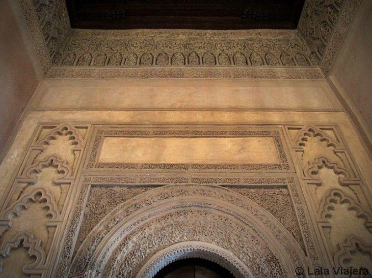 Salon Dorado o de Marmoles, Palacio de la Aljaferia