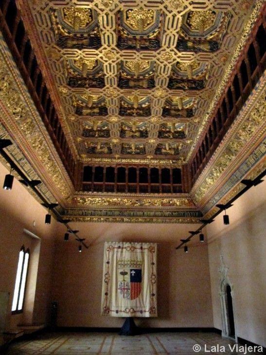 Salon del Trono, Palacio de la Aljaferia