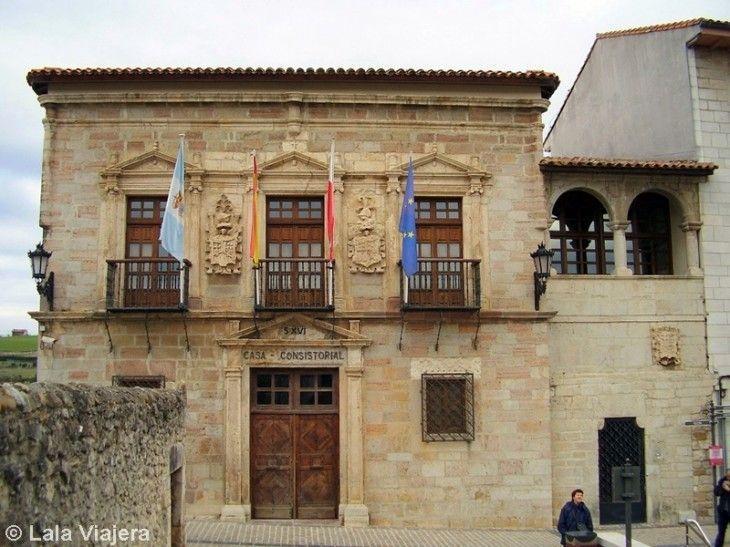 Palacio Familia Corro, San Vicente de la Barquera, Cantabria