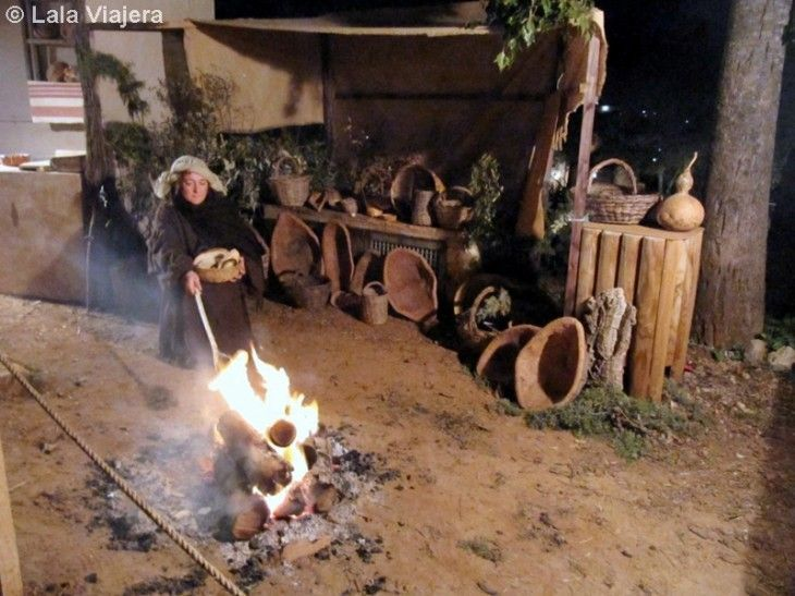 Belen Viviente de Galaroza, Huelva