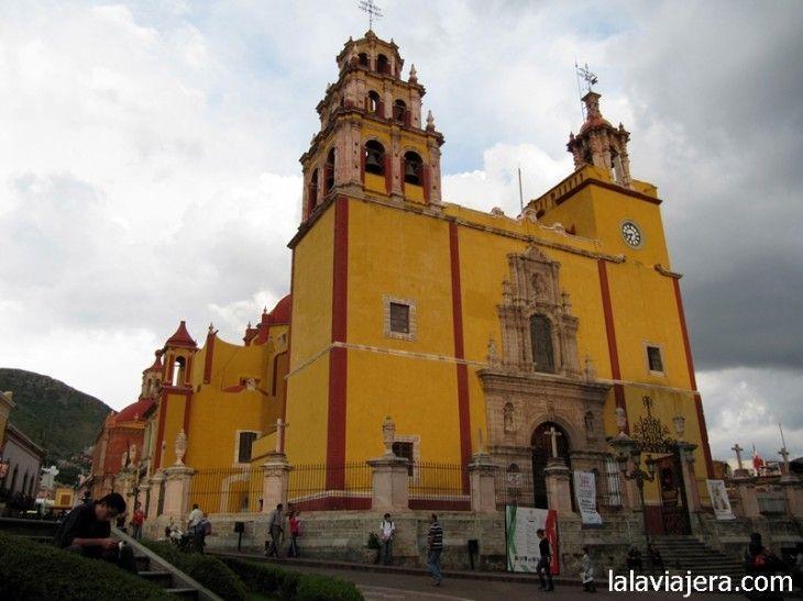 Basílica de Ntra. Sra. de Guanajuato