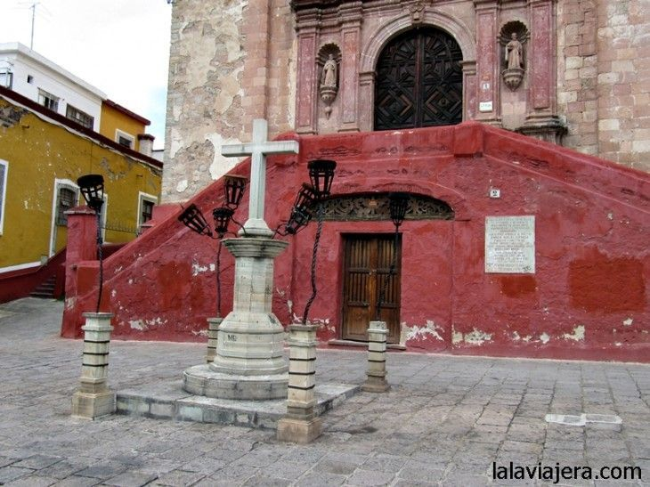 Cruz de Córdoba en Guanajuato