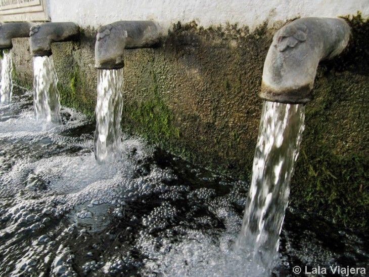 Fuente de los 12 canos, Fuenteheridos