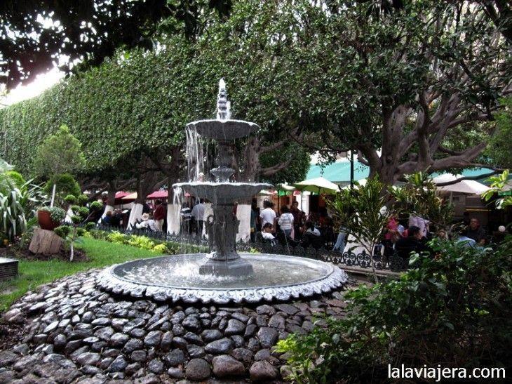 Jardin de la Unión, Guanajuato