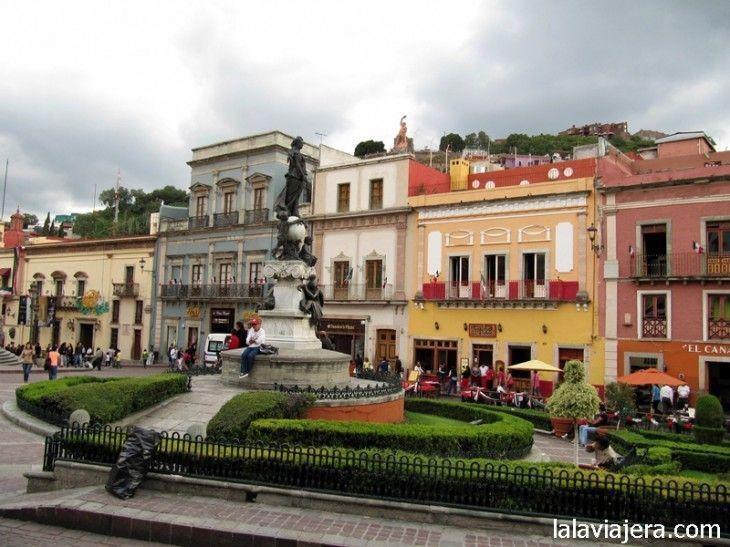 Plaza y Monumento de la Paz, Guanajuato