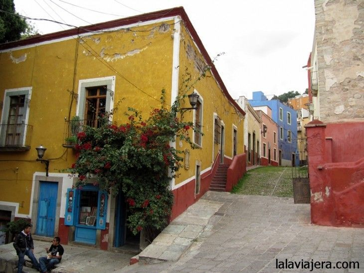 Plazuela de San Roque, Guanajuato