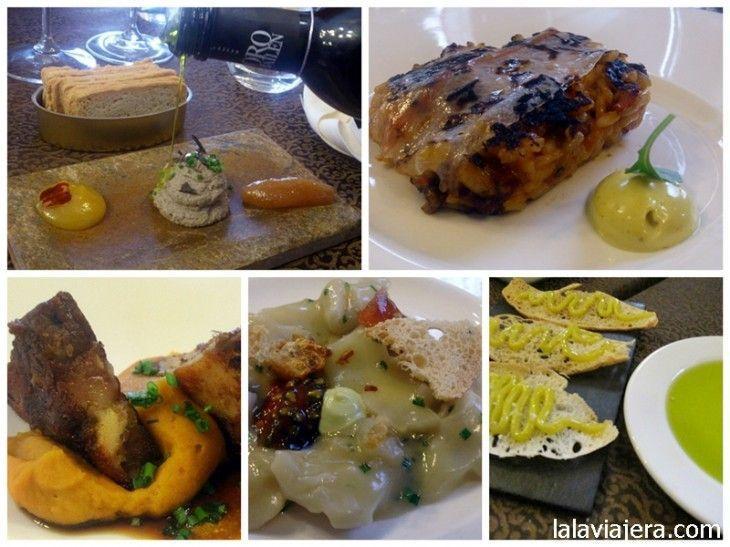 Restaurante Canela en Rama, en Linares