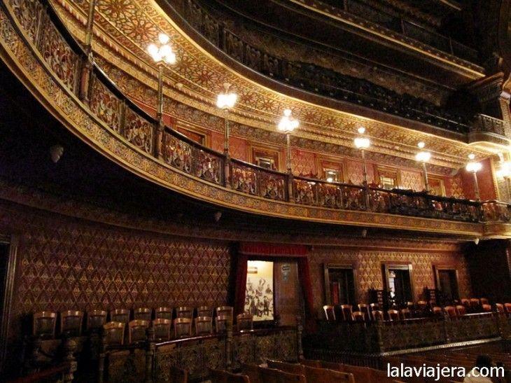Teatro Juárez de Guanajuato