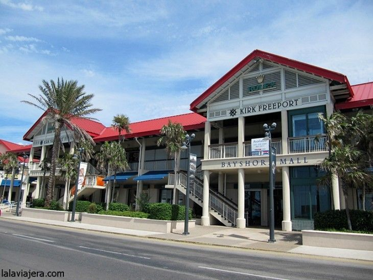 Tiendas duty free en George Town, Gran Caimán