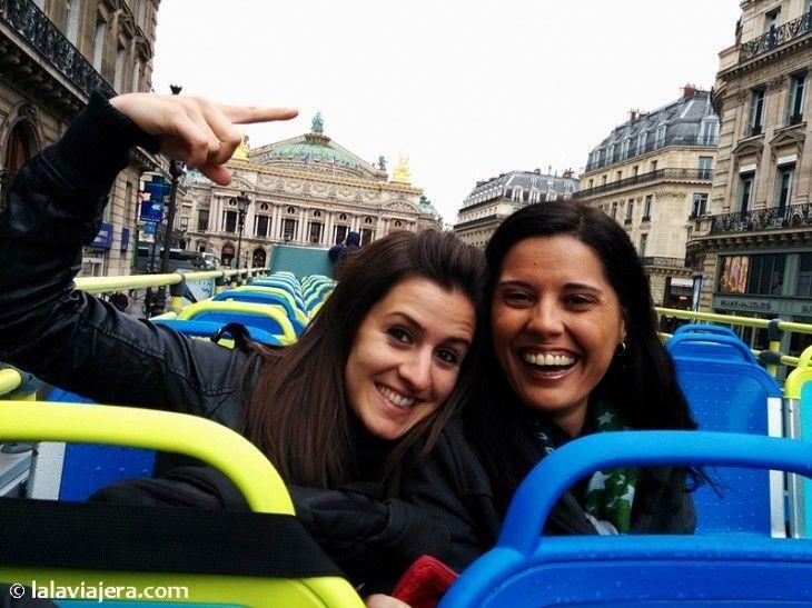 Autobús Turístico OpenTour, París