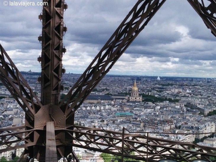 Los mejores miradores de París: Torre Eiffel