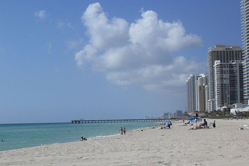 Miami Beach (Foto de Elmschrat, Lic. C.C)