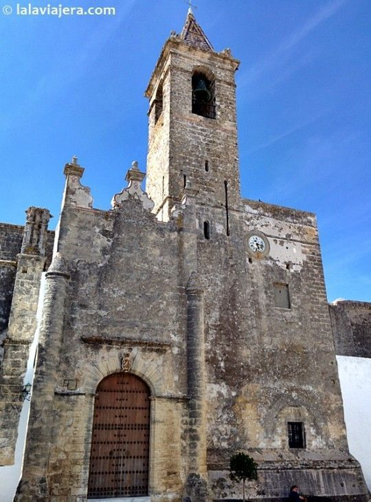 Iglesia del Divino Salvador, Vejer de la Frontera