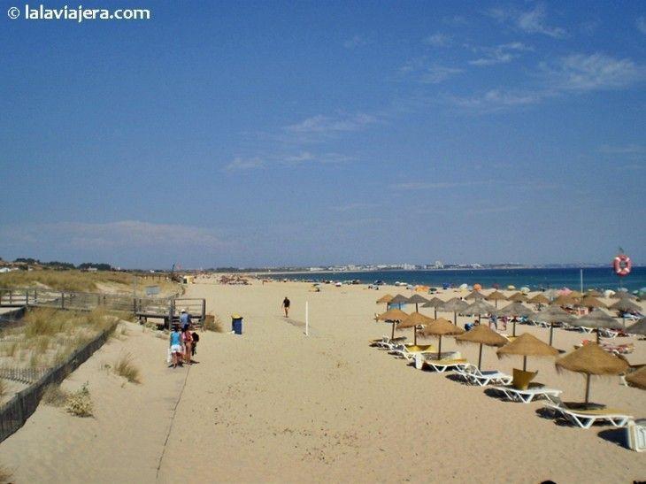 Meia Praia, la playa dorada de Lagos